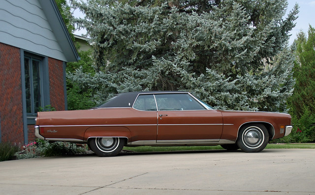 1971 Oldsmobile Ninety-Eight Coupe