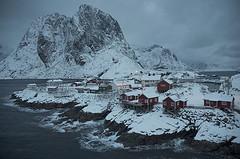Mia Bennett - Rorbuer in Reine, Norway