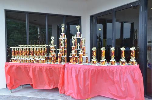 Trophy Winners - Summer 2013