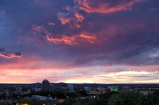 2013_08_20_Albuquerque_sunset_skyline | by Lightning_Todd