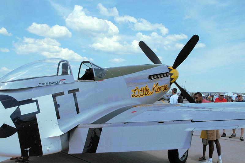 P-51 JANIE Mustang (6)