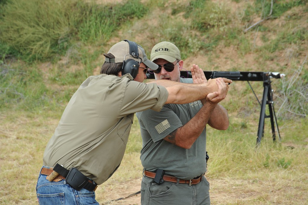 Hands-on Tactical Training with John