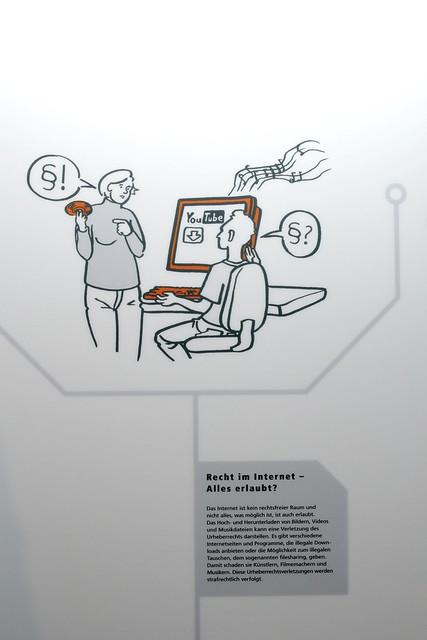 Netzwelten Recht im Internet hoch