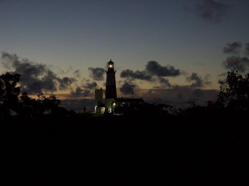 lighthouse sunrise atlantic bluehour montauk predawn