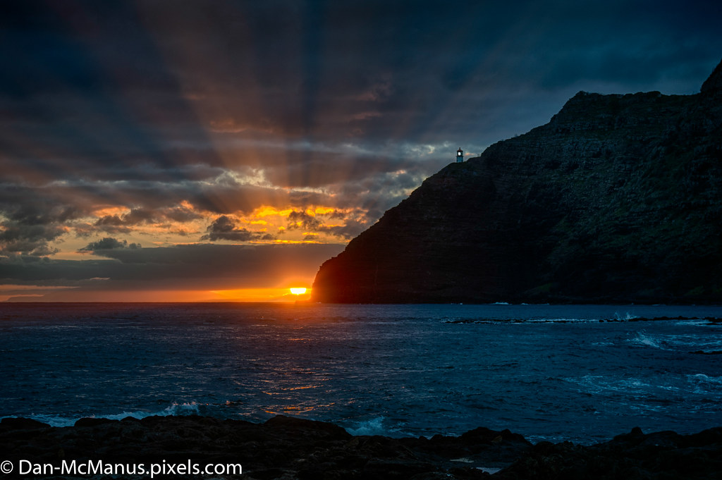 Sunrise from Makapuu Tide Pools | Copies / artwork from this