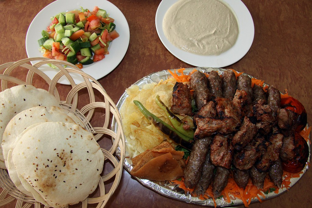 Egyptian food | Cycling Around The World www universewithme