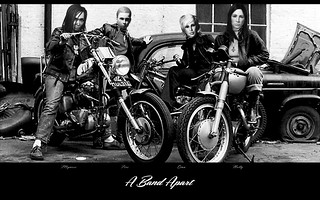 A Band Apart Biker Babes Wallpaper | by Bryan K Ward