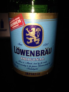 Haven't seen LowenBrau for a while! | by brusegard