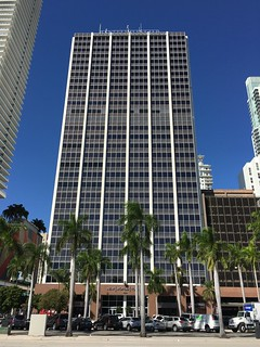 New World Tower Downtown Miami | by Phillip Pessar