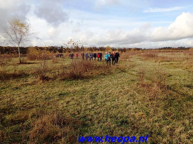 2016-11-16    3e Rondje-WolfHeze   25 Km  (143)