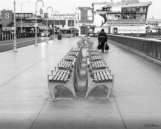 Brilliant Two Rows Of Benches And Two Bags Of Earthly Possessions Alphanode Cool Chair Designs And Ideas Alphanodeonline