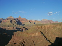 Tonto Plateau from grandview point (Clear Creek trail)