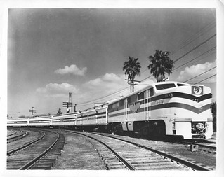 Photograph of the Freedom Train in Florida | by The U.S. National Archives