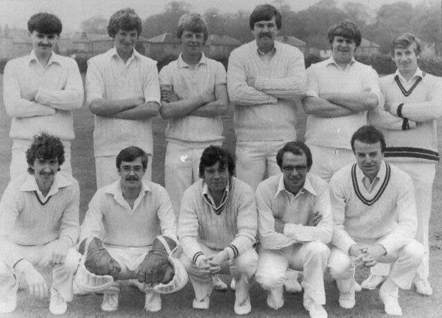 Steeton 1st XI 1983