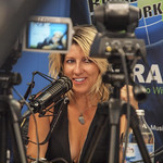 Spiritual Alchemist%u2122 Misti Cooper on Living Unfiltered with Wendi Cooper on UBN Radio at Sunset Gower Studios in Hollywood