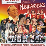 Die Trachtengruppen Karlsruhe waren vor einigen Tagen erneut zu einer TV-Aufzeichnung in Andy's Musikparadies eingeladen