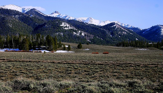 High Elevation Ranch Country