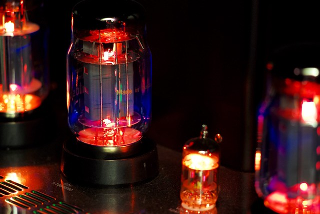 KT88 vacuum tubes - Made in Russia :)