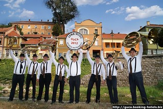 Barka Brass band Guca | by Guca Trumpet Festival Serbia
