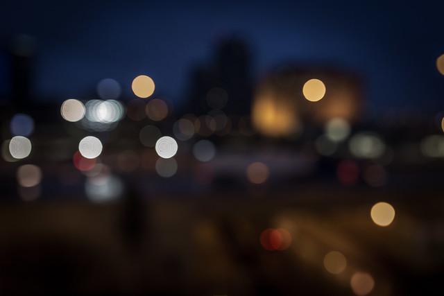 Pre Dawn in the City
