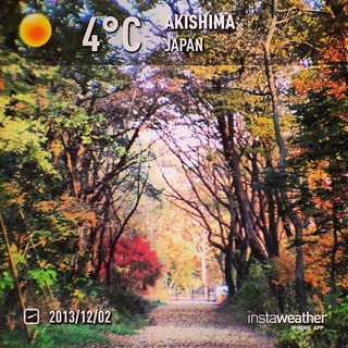 #weather #instaweather #instaweatherpro  #sky #outdoors #nature #world #love #followme #follow #beautiful #instagood #fun #cool #like #life #nice #happy #colorful #photooftheday #amazing #akishima #japan #day #autumn #clear #morning #cold #jp | by crab12345