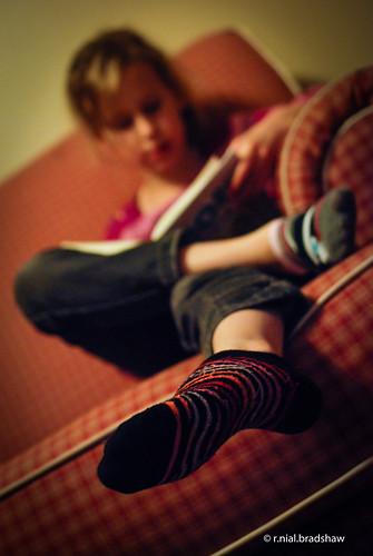 reading-girl-couch-socks.jpg | by r.nial.bradshaw