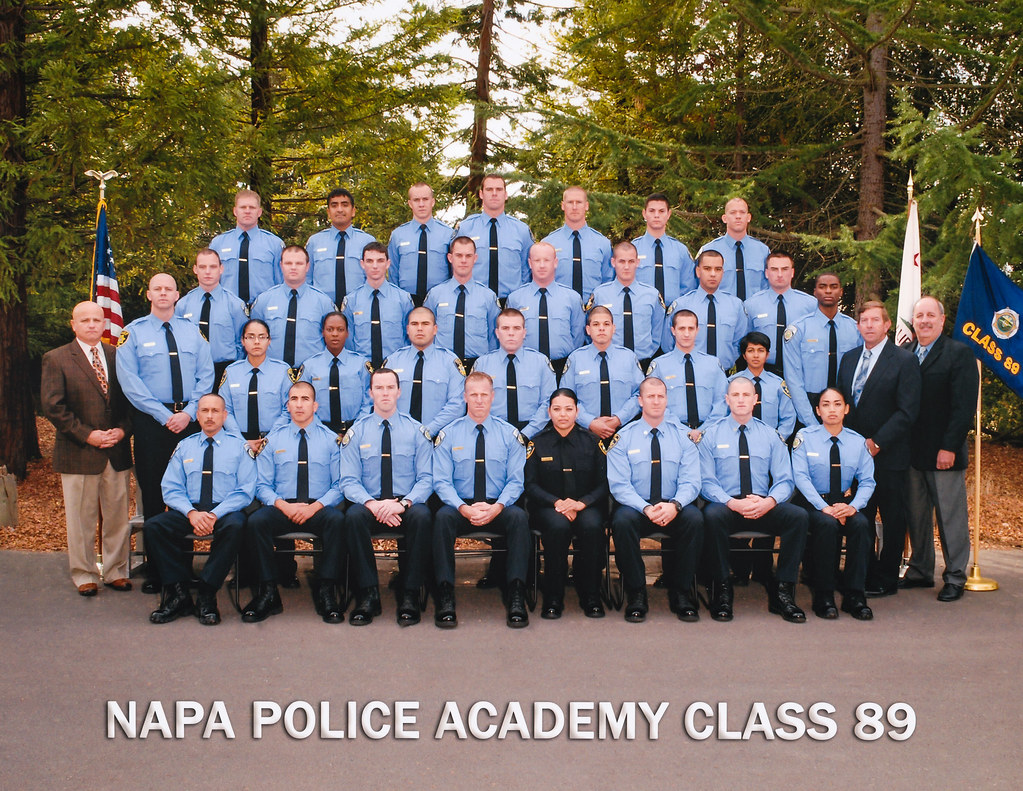 Napa Valley College Police Academy Class 89 | ***Photo credi… | Flickr