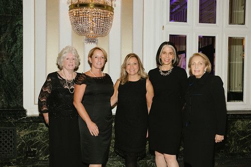 Jeannie Ackerman Curhan, Deborah Werner, Lois Braverman, Alice K. Netter | by Moving Families Forward