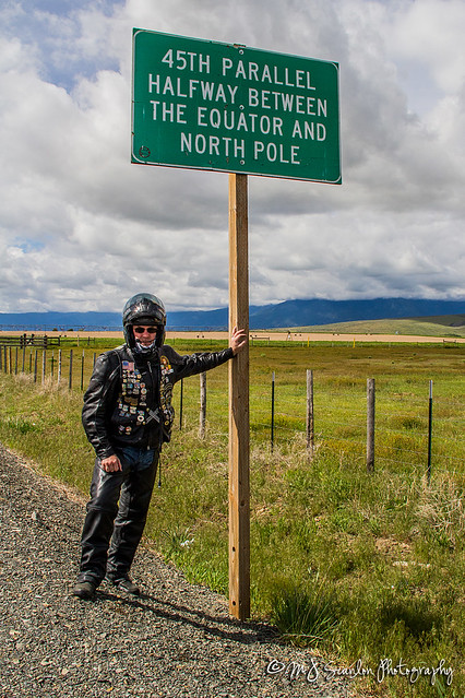 45th Parallel | Haines Oregon