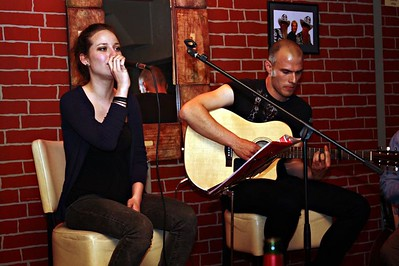Simon Majcen i Maja Slaviček