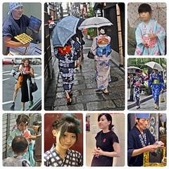 新旧様々なファッションに出会えることが京の街歩きの魅力