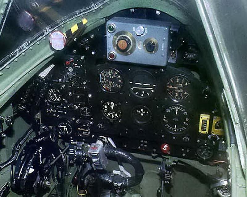 Spitfire PR Mk XIX (19)