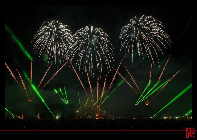 Le Grand Feu d'artifice de Saint-Cloud 2013 - 11/26