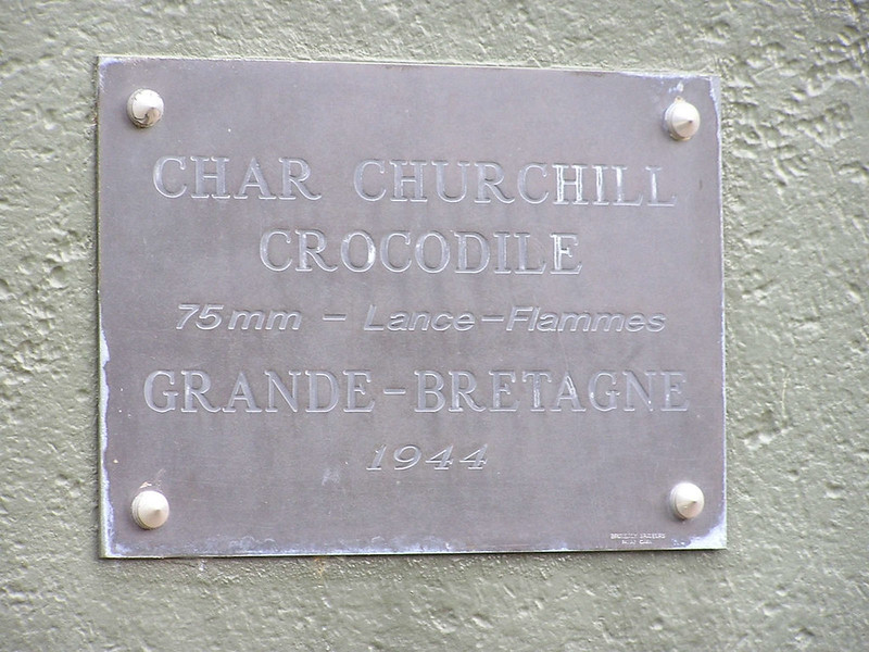 Churchill Crocodile (4)