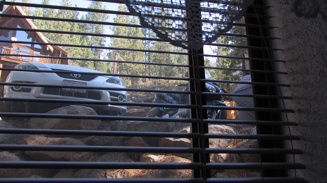 IMG_2935 noisy dangerous construction behind Bailey house Donner Lake