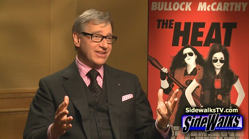 Interview: Paul Feig (The Heat) | by Sidewalks TV