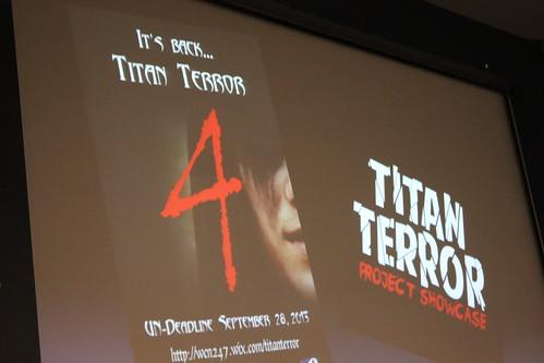 Titan Terror 4