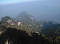 Montanhas Wudang