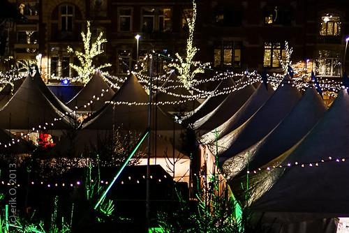 WINTERTIJD Leuven 2013 | by erik O,