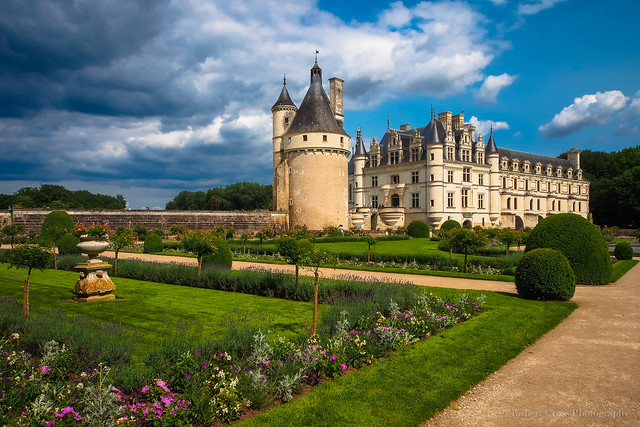 The Storm Château
