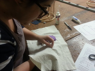 sewing and electronics