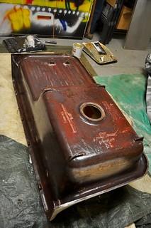 2012-01-20 Bathroom sink strip and prep 04 | by ericdodds