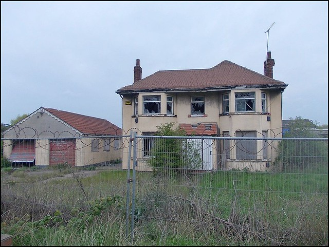 Derelict and Abandoned ..
