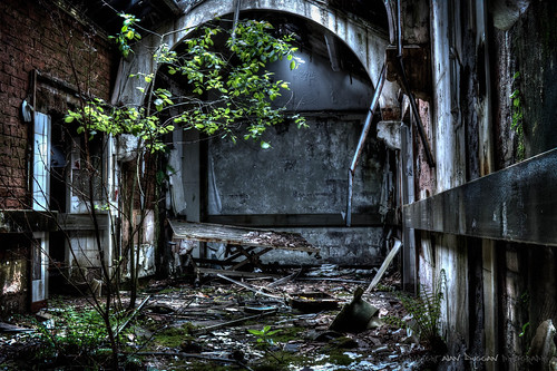 Whittingham Asylum - Long Since Used | by DugieUK