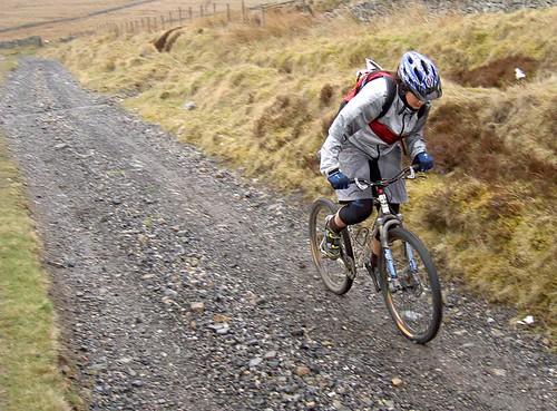 MT Bike Trails in FT Worth
