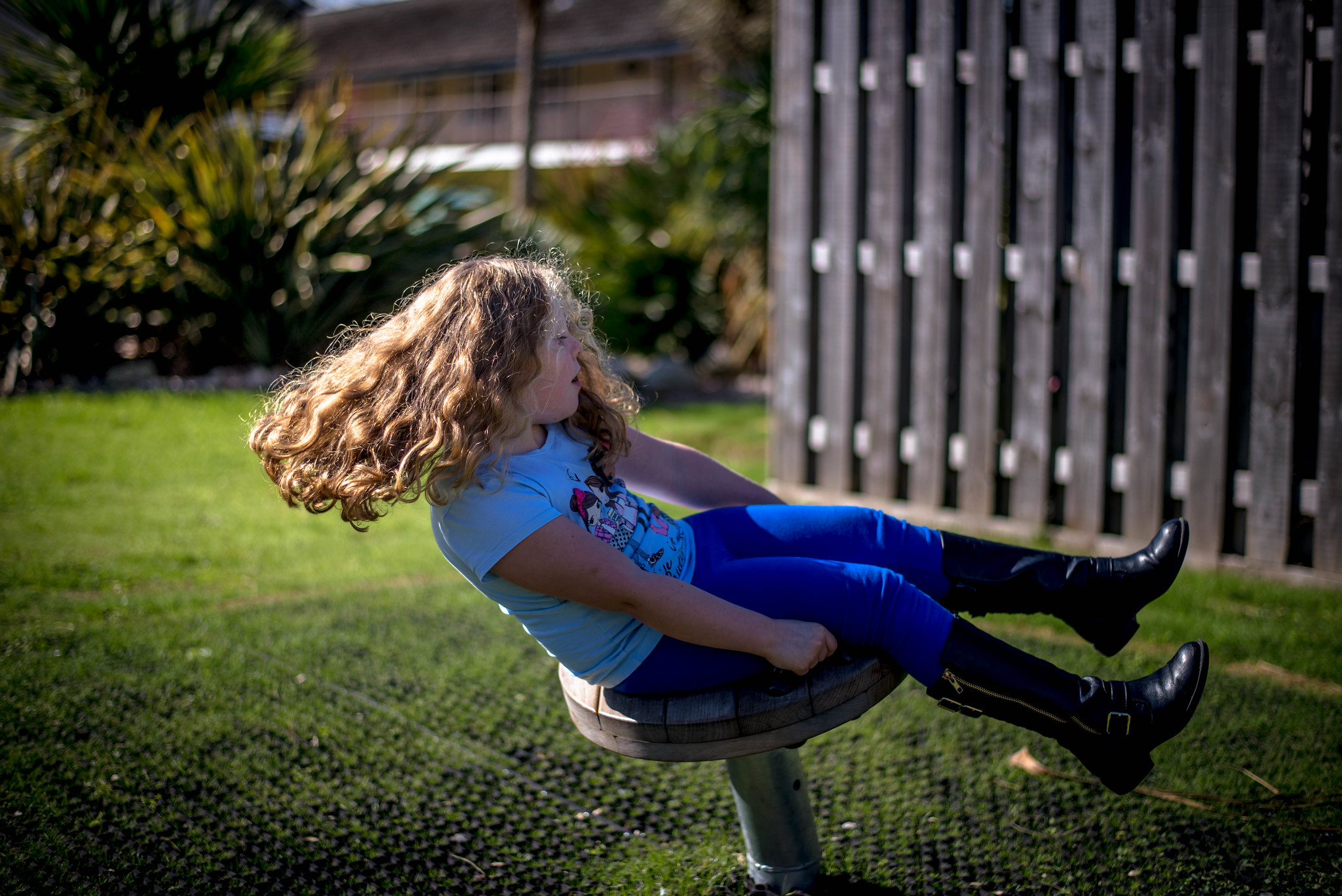 Chloe In The Park