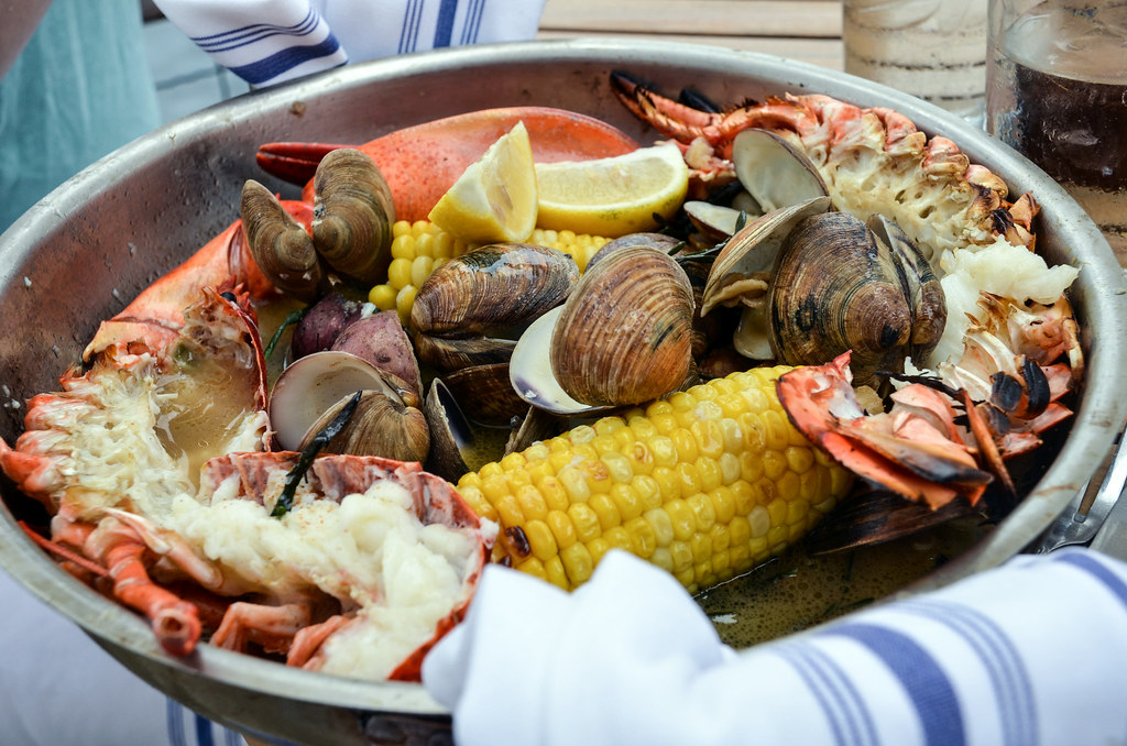 Boathouse Lobster Bake