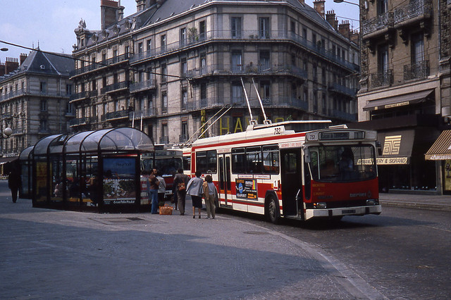 JHM-1981-1044 - France, Grenoble, trolleybus