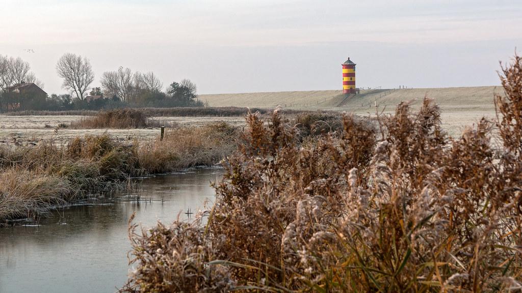 Moin Moin Ostfriesland - Pilsumer Leuchtturm