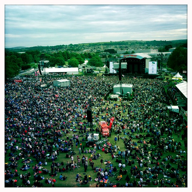 2013 isle of wight festival - iphone photo-blog - IMG_1771 - The Arena Shot